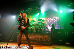 Photo Of Saxon © Copyright Robert Lawrence