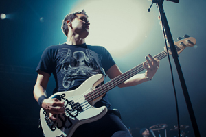 Photo Of Blink 182 © Copyright Neil Oliver