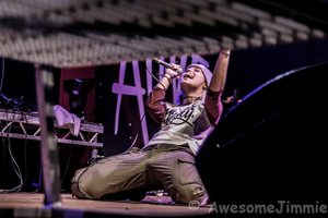 Photo Of Tonight Alive © Copyright  James Daly