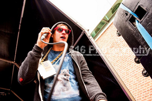 Photo Of MC Lars © Copyright Robert Lawrence