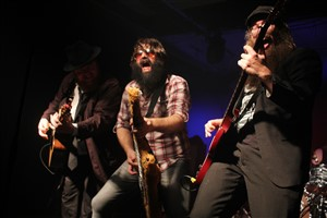 Photo Of The Beards © Copyright Trigger