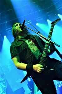 Photo Of Trivium © Copyright Trigger