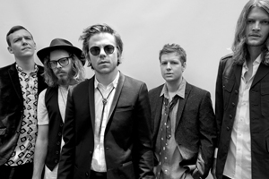 Photo Of Cage The Elephant © Copyright Cage The Elephant