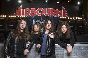 Airbourne.