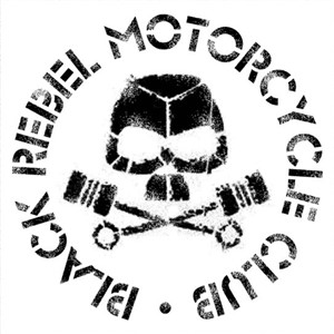 Black Rebel Motorcycle Club.