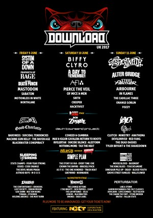 Download Festival.