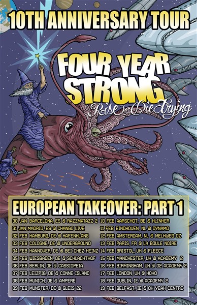 Four Year Strong.