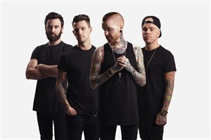 Memphis May Fire.