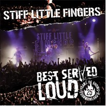 Stiff Little Fingers.