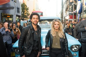 The Shires.